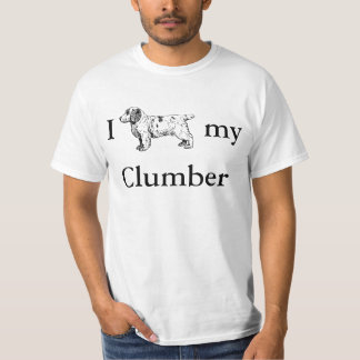 I Clumber mi Clumber Remeras