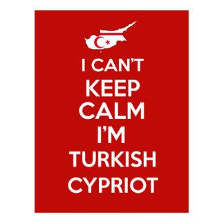 I Cnt guarda al chipriota turco de la calma Im Postal
