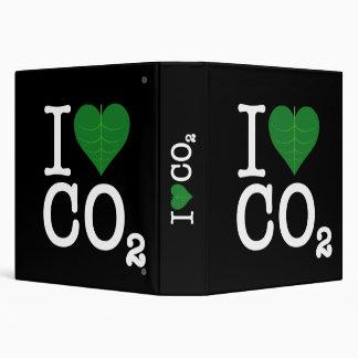 "I CO2 del corazón Carpeta 1 1/2"""