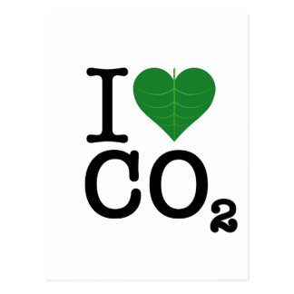 I CO2 del corazón Postal