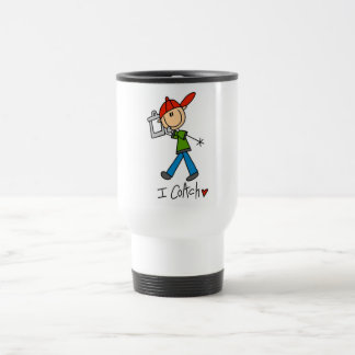 I Coach T-shirts and Gifts Travel Mug