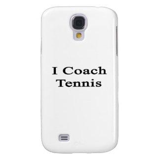 I Coach Tennis Samsung Galaxy S4 Case