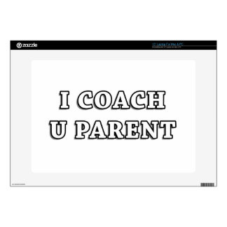I COACH U PARENT Items & Gifts... Decals For Laptops