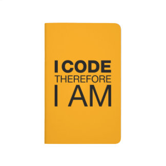 I Code Therefore I Am Journal
