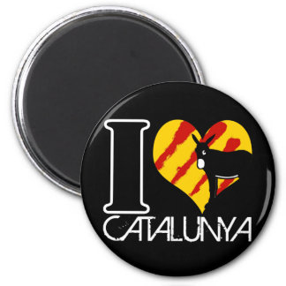 I Coil Catalunya 2 Inch Round Magnet