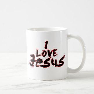 I Coil Jesus Mug