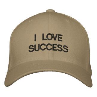 I COIL SUCCESS (Cap) Embroidered Baseball Cap