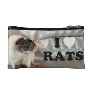 I coils (dumbo) Rats Cosmetic Bag