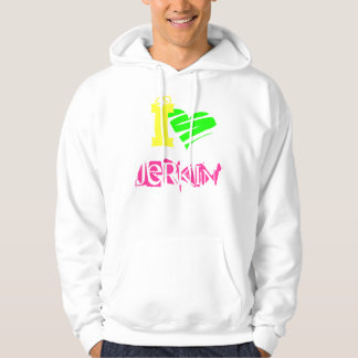 I coils jerkin' hoodie