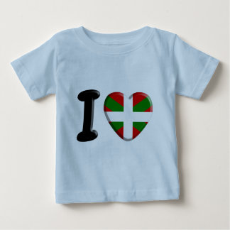 I coils Pays Basque Baby T-Shirt