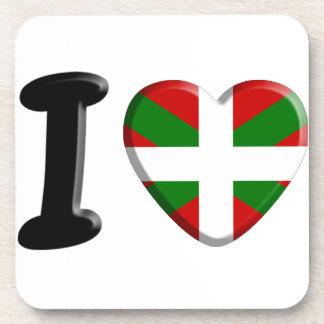 I coils Pays Basque Coaster