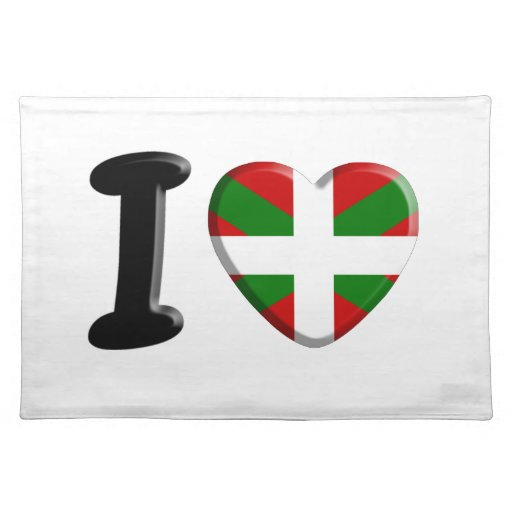 I coils Pays Basque Placemats