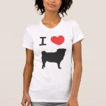 I coils Pugs Tshirt