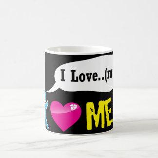 I coils to me mug