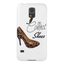 I Collect Shoes High Heels Pumps Galaxy S5 Case
