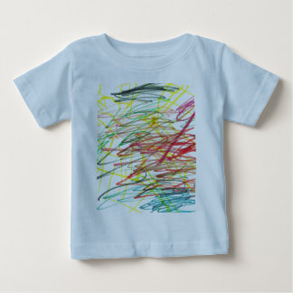 I color outside the lines baby T-Shirt