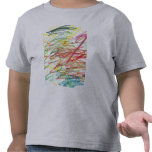 I color outside the lines t shirt