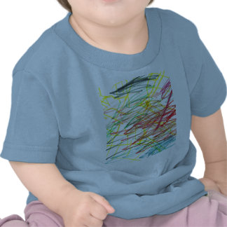 I color outside the lines t shirts