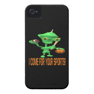 I Come For Your Sports iPhone 4 Case-Mate Case