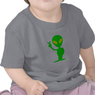I come in Peace toddler T-shirt