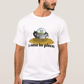 """""""I come in pieces funny t shirt"""" T-Shirt"""