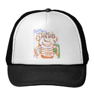 I Computer Trucker Hats