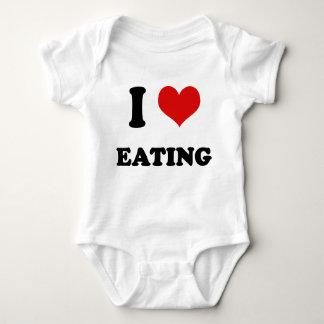 I consumición del amor del corazón I Body Para Bebé