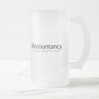 i contabilidad - hay GAAP para eso Taza De Cristal