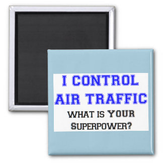I control air traffic magnet