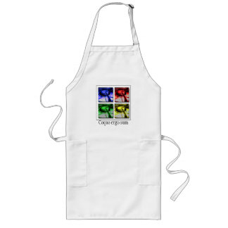 I cook; therefore I am Latin Apron