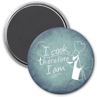 I Cook, Therefore I Am, Magnet