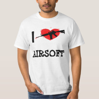 I corazón Airsoft Poleras