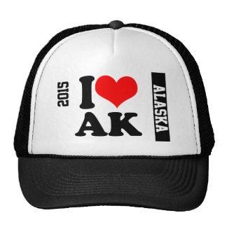 I corazón AK Gorros