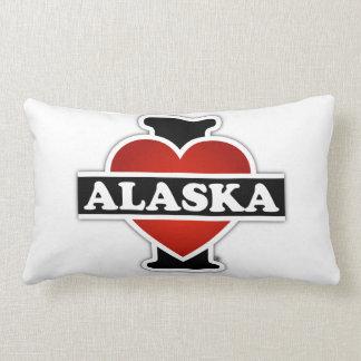 I corazón Alaska Almohadas