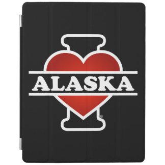 I corazón Alaska Cover De iPad
