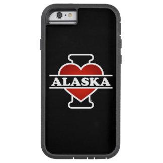 I corazón Alaska Funda De iPhone 6 Tough Xtreme