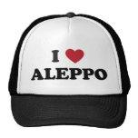 I corazón Alepo Siria Gorros