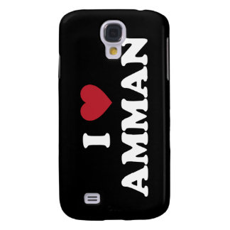 I corazón Amman Jordania Funda Para Galaxy S4