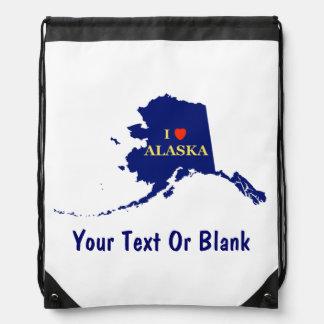 I corazón (amor) Alaska Mochilas