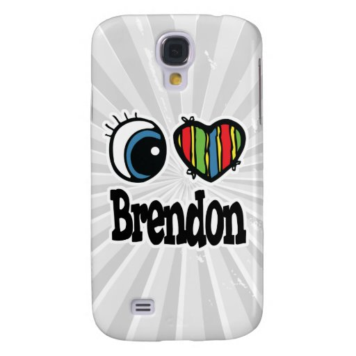 I corazón (amor) Brendon