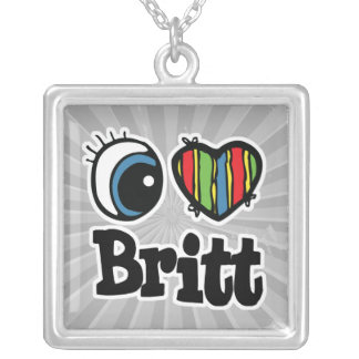 I corazón (amor) Britt Joyeria Personalizada