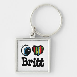 I corazón (amor) Britt Llaveros