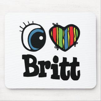 I corazón (amor) Britt Tapetes De Raton