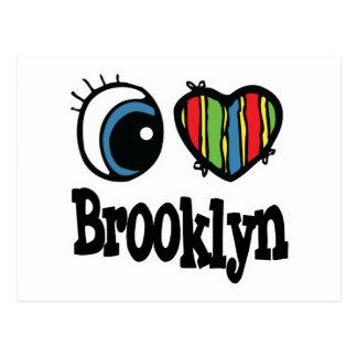 I corazón amor Brooklyn