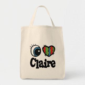 I corazón (amor) Claire Bolsas