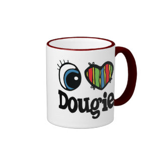 I corazón (amor) Dougie Tazas