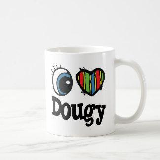 I corazón (amor) Dougy Taza