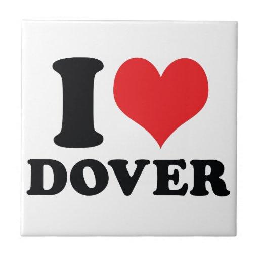 I corazón/amor Dover Azulejos Ceramicos