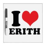 I corazón/amor Erith Pizarras