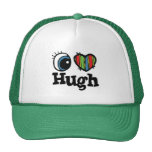 I corazón (amor) Hugh Gorra